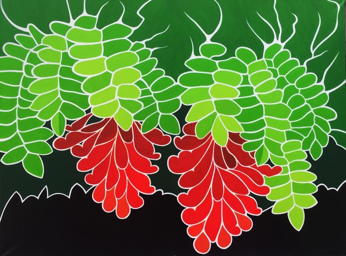 Bonaire schilderij: Fertilidat