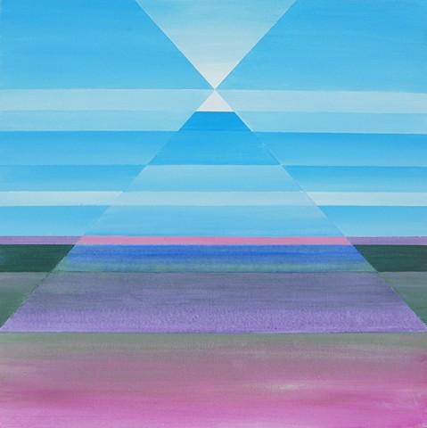 Overige schilderijen: Studie Elementen (3)