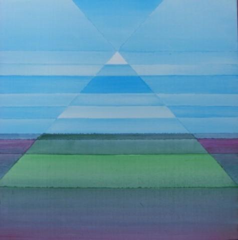 Overige schilderijen: Studie Elementen (1)