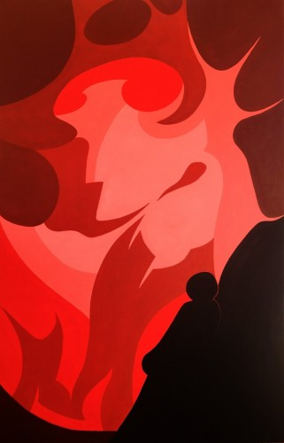 Overige schilderijen: Introspectie (1)