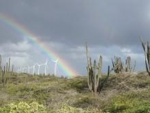 Wind (3) nieuwe windmolens op Bonaire